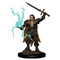 MINIS: PATHFINDER BATTLES: HUMAN MALE CLERIC