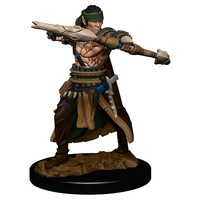 MINIS: PATHFINDER BATTLES: HALF-ELF MALE RANGER