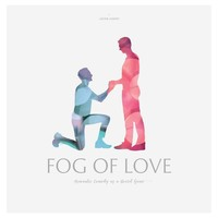 FOG OF LOVE - MALE COVER