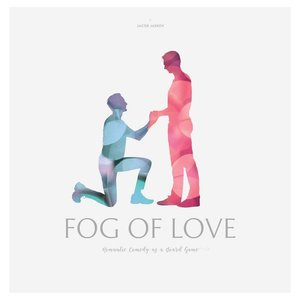 Hush Hush Projects FOG OF LOVE - MALE COVER