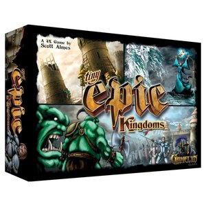 Gamelyn Games TINY EPIC KINGDOMS - 2ND EDITION