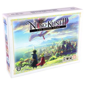 Steam Forged Games NI NO KUNI II: THE BOARD GAME