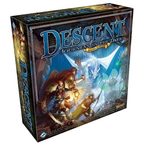 Fantasy Flight Games DESCENT: JOURNEYS IN THE DARK