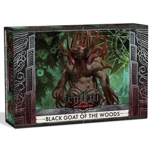 CMON CTHULHU: DEATH MAY DIE: THE BLACK GOAT OF THE WOODS