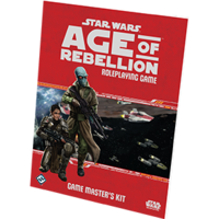 STAR WARS RPG: AGE OF REBELLION - GAME MASTER'S KIT