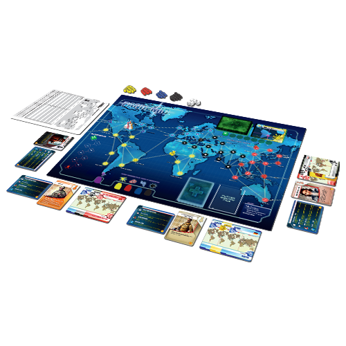 Z-Man Games PANDEMIC: ON THE BRINK!