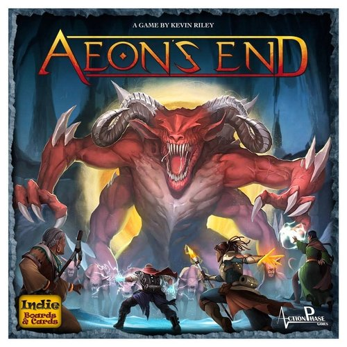 Indie Boards & Cards AEON'S END 2ND ED