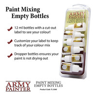 TOOLS: PAINT MIXING EMPTY BOTTLES