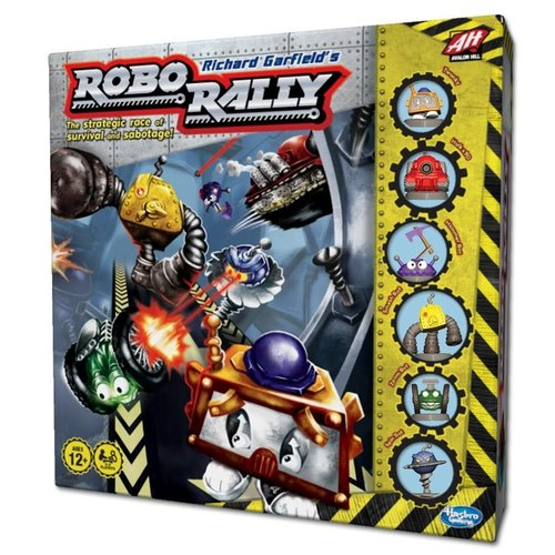 Wizards of the Coast ROBO RALLY