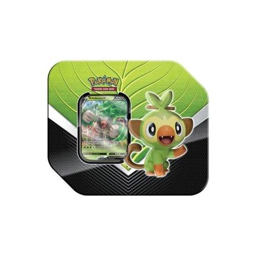 Pokemon USA POKEMON: GALAR PARTNERS - RILLABOOM V TIN