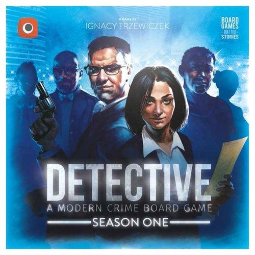 Portal DETECTIVE: SEASON ONE