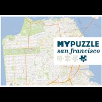 GT1000 MYPUZZLE - SAN FRANCISCO