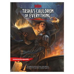 Wizards of the Coast D&D 5E: TASHA'S CAULDRON OF EVERYTHING [PRE ORDER]