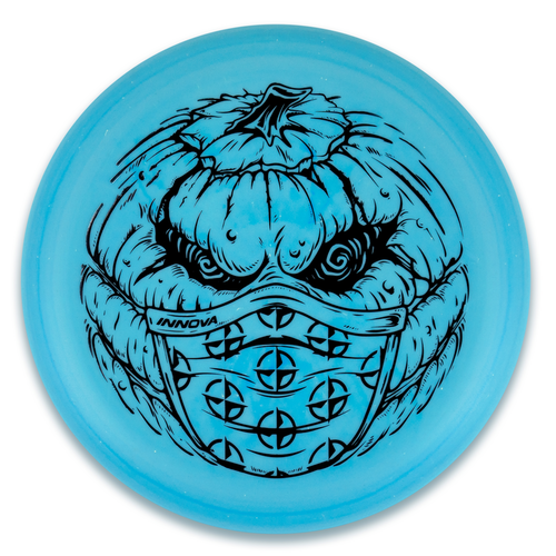 INNOVA CHAMPION DISCS AVIAR DX COLOR GLOW 2020 HALLOWEEN PUMPKIN - Limited Edition