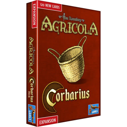 Lookout Games AGRICOLA: CORBARIUS DECK