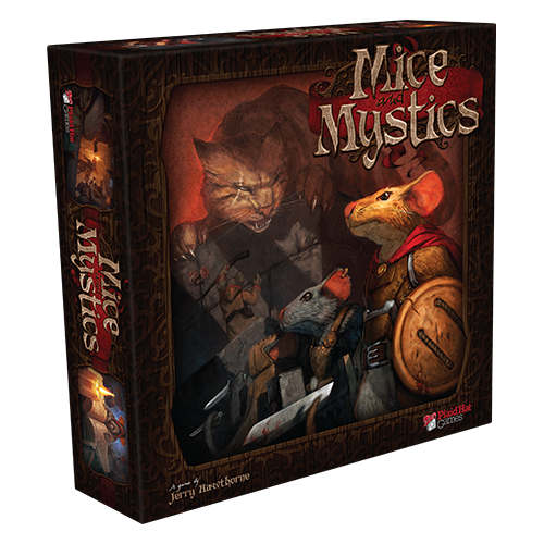 Plaid Hat Games MICE & MYSTICS