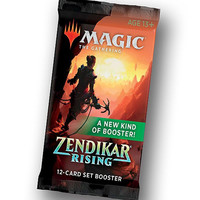 MTG: ZENDIKAR RISING - SET BOOSTER