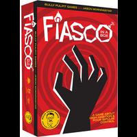 FIASCO CARD GAME