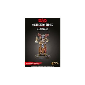 Gale Force Nine D&D 5E: COLLECTOR SERIES - BALDUR'S GATE: MAD MAGGIE