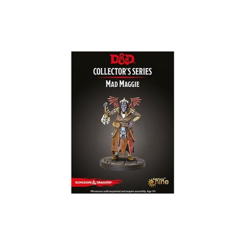 Gale Force Nine D&D 5E: COLLECTOR SERIES - BALDUR'S GATE: MAD MAGGIE