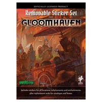 GLOOMHAVEN: REMOVABLE STICKERS SET