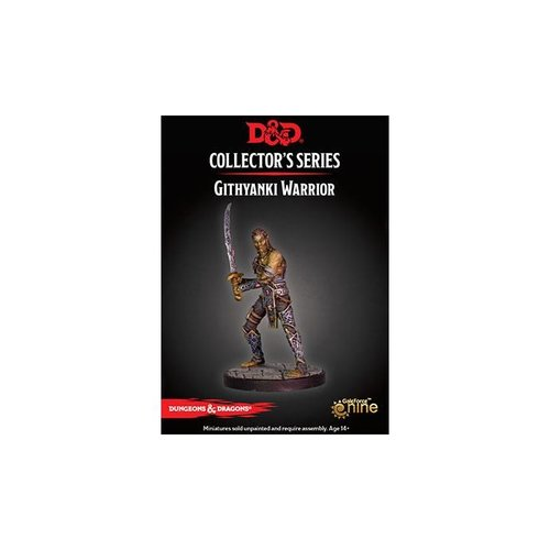 Gale Force Nine D&D 5E: COLLECTOR SERIES - DUNGEON OF THE MAD MAGE: GITHYANKI KNIGHT