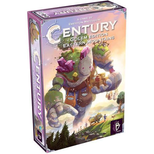 Plan B Games CENTURY: GOLEMS - EASTERN MOUNTAINS