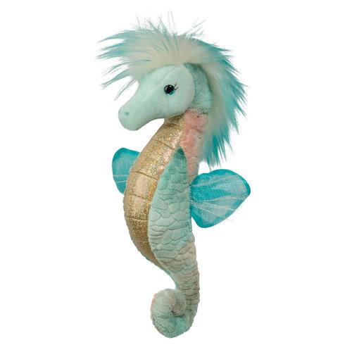 "Douglas Cuddle Toys JADA SEAHORSE 13"""