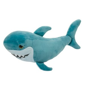 "Douglas Cuddle Toys SHARK MACAROON 15"""