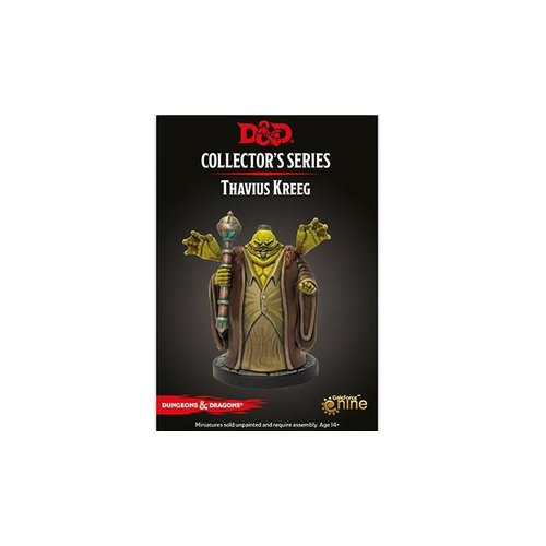 Gale Force Nine D&D 5E: COLLECTOR SERIES - BALDUR'S GATE: THAVIUS KREEG