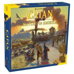 Catan Studios CATAN: HISTORIES: SETTLERS OF AMERICA