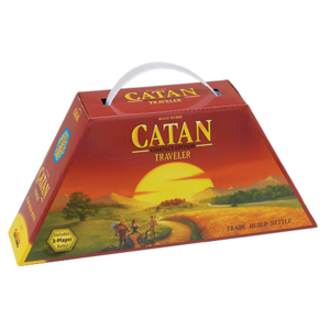 Catan Studios CATAN: TRAVELER EDITION