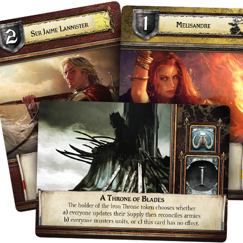 Fantasy Flight Games GAME OF THRONES BOARDGAME 2ND EDITION