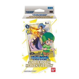 Bandai Co DIGIMON: HEAVEN'S YELLOW - STARTER DECK