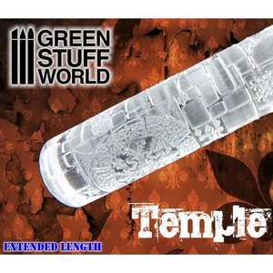 Green Stuff World ROLLING PIN: TEMPLE