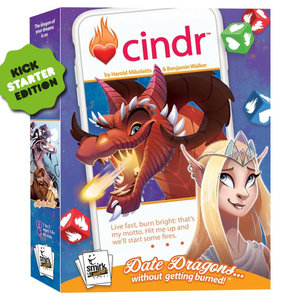 Smirk and Dagger CINDR (Kickstarter Edition w/ Confidential Expansion)