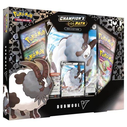 Pokemon USA POKEMON: CHAMPION'S PATH - DUBWOOL V COLLECTION