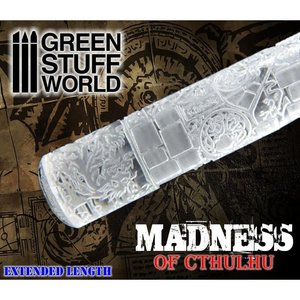 Green Stuff World ROLLING PIN: MADNESS CTHULHU