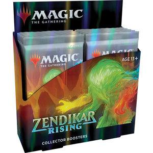 Wizards of the Coast MTG: ZENDIKAR RISING - COLLECTOR BOOSTER