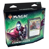 MTG: ZENDIKAR RISING - SNEAK ATTACK - COMMANDER DECK