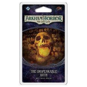 Fantasy Flight Games ARKHAM HORROR LCG: THE UNSPEAKABLE OATH MYTHOS PACK