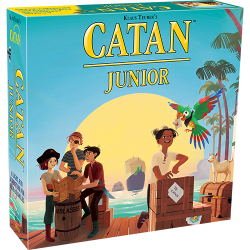Catan Studios CATAN: JUNIOR
