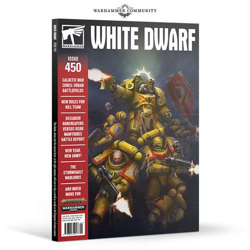 Games Workshop WHITE DWARF MAG 01/20