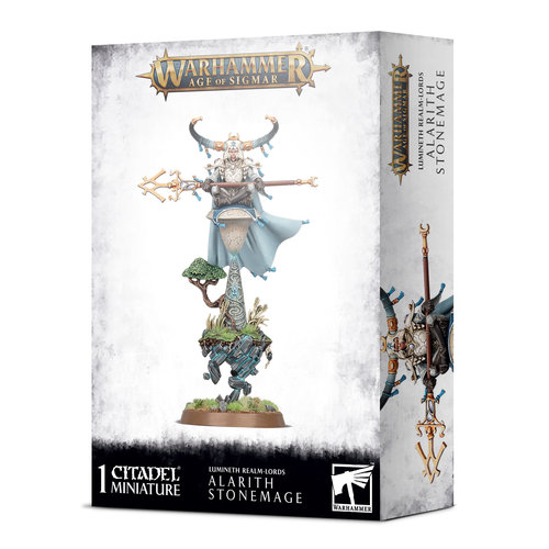 Games Workshop LUMINETH ALARITH STONEMAGE