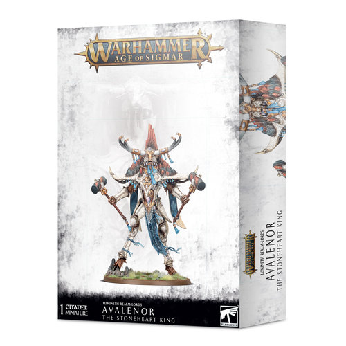Games Workshop LUMINETH AVALENOR THE STONEHEART KING