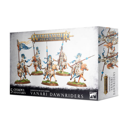 Games Workshop LUMINETH VANARI DAWNRIDERS