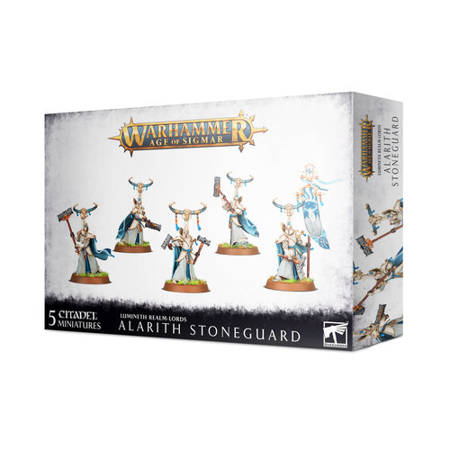 Games Workshop LUMINETH ALARITH STONEGUARD