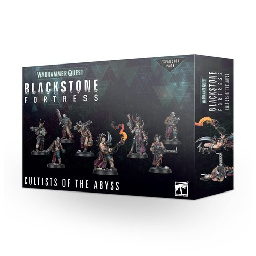 Games Workshop WH QUEST: CULTISTS OF THE ABYSS