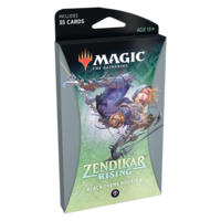MTG: ZENDIKAR RISING - BLACK THEME BOOSTER