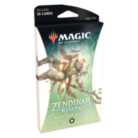 MTG: ZENDIKAR RISING - WHITE THEME BOOSTER